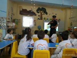 Полицейски инспектор и варненски мотористи заедно учиха деца на пътна безопасност