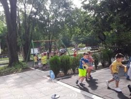 Лято в детската градина!